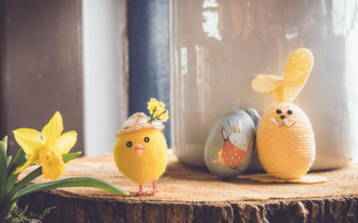 Easter: Doing It Differently This Year