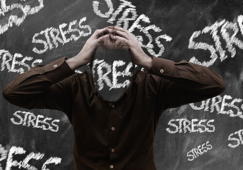 stress, inability to cope with distressing feelings, poor emotional coping, using food to cope with emotions