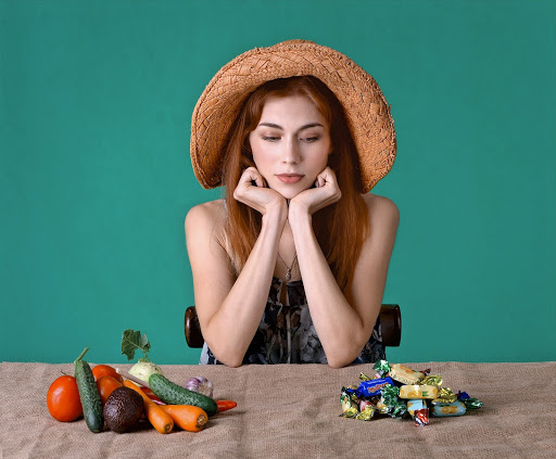 diet culture causes eating disorders, healthy eating disguised as eating disorder, orthorexia